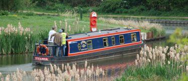 Narrowboat Training Teaching and Instruction also boat handling