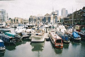 Limehouse Marina and Basin