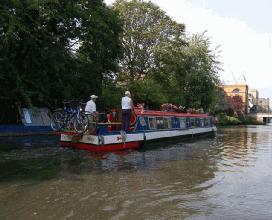 Narrowboat Oakfield