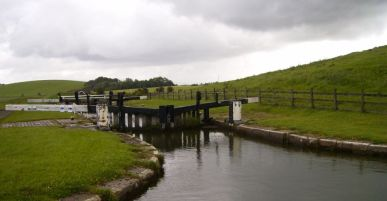 The lock at Greenberfield
